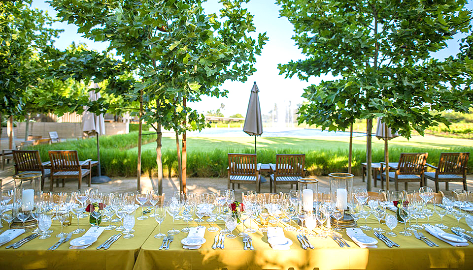 Alpha Omega Winery Private Events