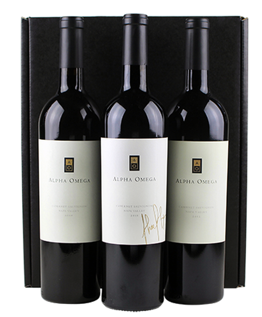 3-Pack Holiday Cabernet Sauvignon Vertical