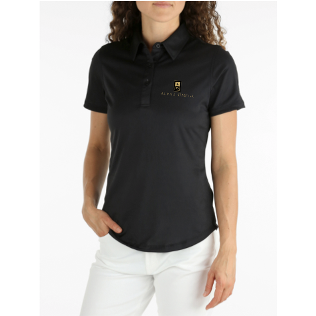 Straight Down Women's Polo