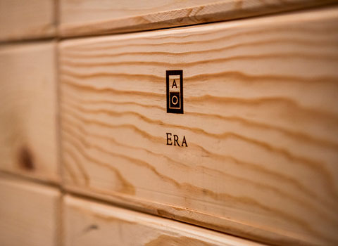 Our flagship wine named ERA Napa Valley