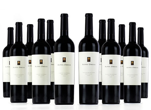 12 Bottle Red Club
